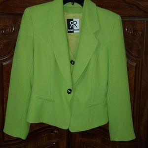 3PC Skirt Suit by Rina Rossi Size 0/2